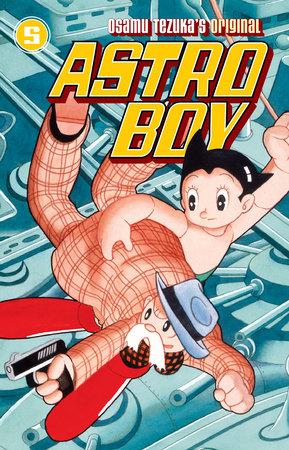 Astro Boy Volume 5 by Osamu Tezuka