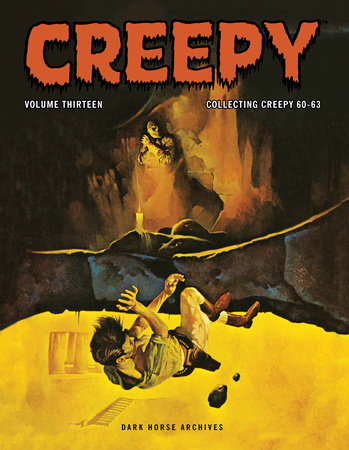 Creepy Archives vol. 13 by Various