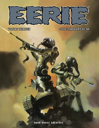 Eerie Archives Volume 13 by Various