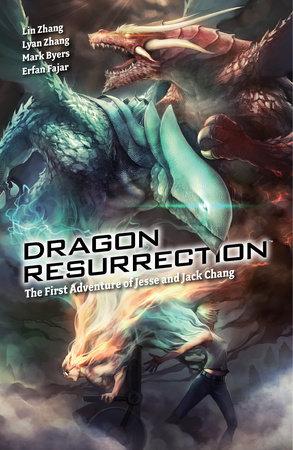 Dragon Resurrection by Mark Byers