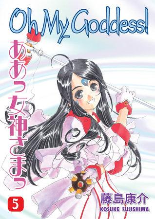 Oh My Goddess vol. 5 by Kosuke Fujishima