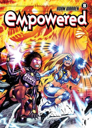 Empowered Volume 8 by Adam Warren