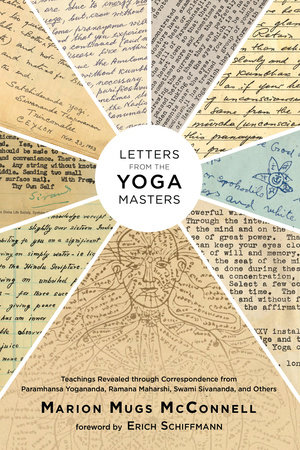 Letters from the Yoga Masters by Marion (Mugs) McConnell