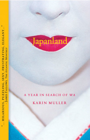 Japanland by Karin Muller