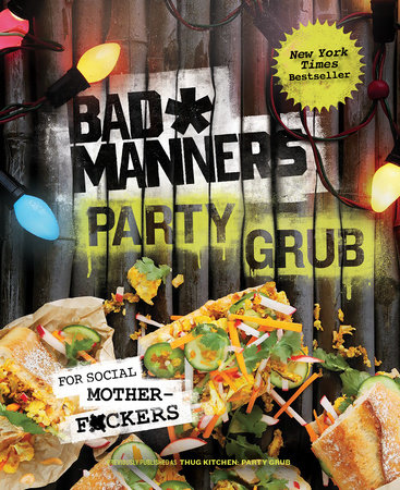 Bad Manners: Party Grub by Bad Manners