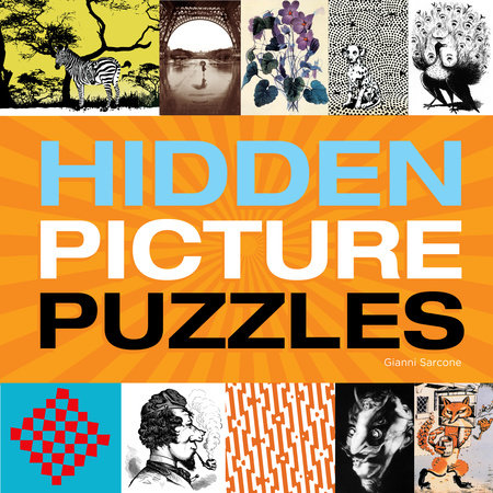 Hidden Picture Puzzles by Gianni Sarcone