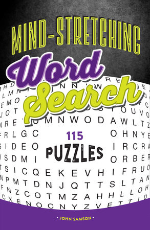 Mind-Stretching Word Search by John Samson