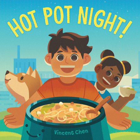 Hot Pot Night! by Vincent Chen