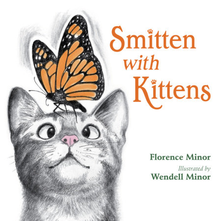 Smitten With Kittens by Minor Florence