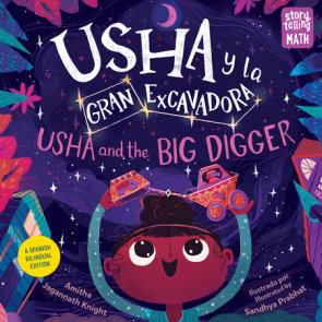 Usha y la gran excavadora / Usha and the Big Digger