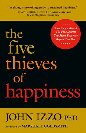 The Five Thieves of Happiness by John Izzo, Ph.D.