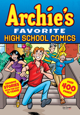 Archie's Favorite High School Comics by Archie Superstars