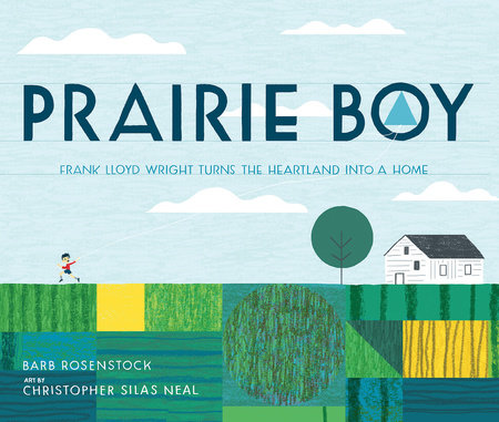 Prairie Boy by Barb Rosenstock