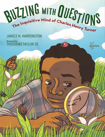 Buzzing with Questions by Janice N. Harrington