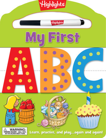 My First ABC by