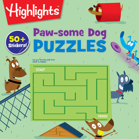 Paw-some Dog Puzzles by