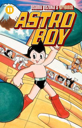 Astro Boy Volume 11 by Osamu Tezuka