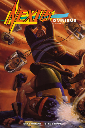 Nexus Omnibus Volume 5 by Mike Baron