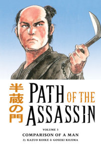Path of the Assassin vol. 3