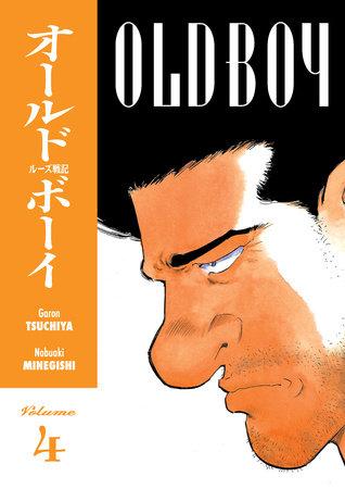 Old Boy Volume 4 by Garon Tsuchiya