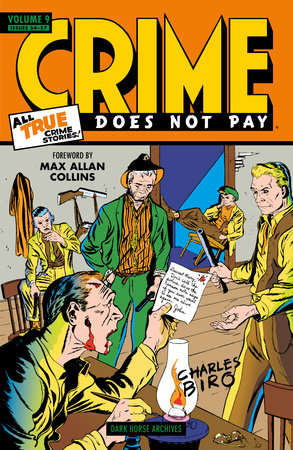 Crime Does Not Pay Archives Volume 9 by Various