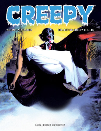 Creepy Archives Volume 24 by Various, Archie Goodwin and Larry Hama