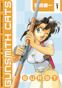 Gunsmith Cats: Burst Volume 1