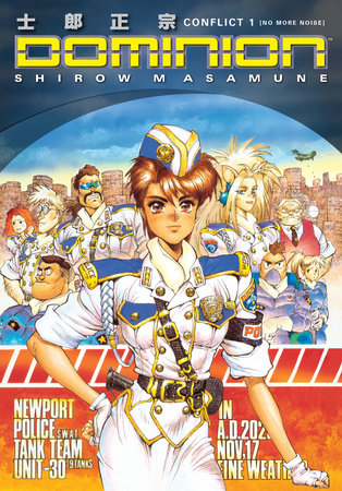 Dominion: Conflict One by Shirow Masamune