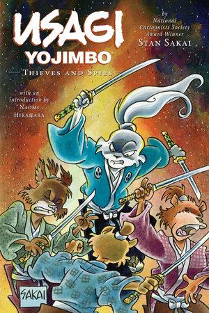 Usagi Yojimbo Volume 30: Thieves and Spies by Stan Sakai