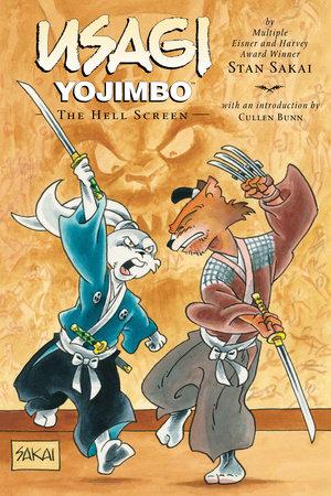 Usagi Yojimbo Volume 31: The Hell Screen by Stan Sakai