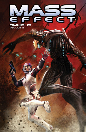 Mass Effect Omnibus Volume 2 by Jeremy Barlow