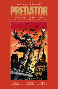 Predator: The Original Comics Series - Concrete Jungle and Other Stories