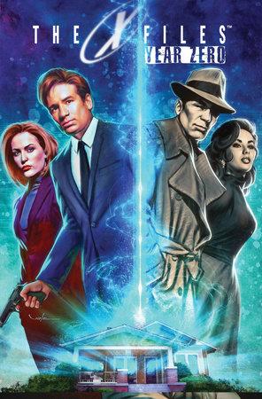 X-Files: Year Zero by Karl Kesel