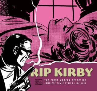 Rip Kirby, Vol. 8: 1964-1967