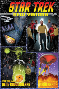 Star Trek: New Visions Volume 2