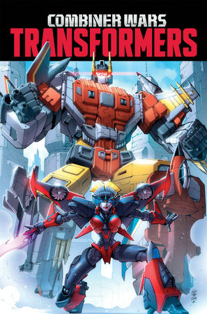 Transformers: Combiner Wars by Mairghread Scott, John Barber and Sarah Stone