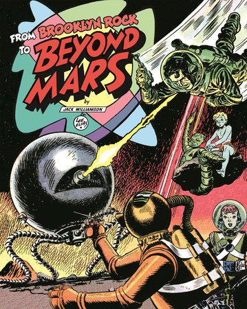 Beyond Mars by Jack Williamson