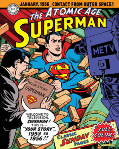 Superman: The Atomic Age Sundays Volume 2 (1953-1956)