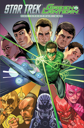 Star Trek/Green Lantern, Vol. 1: The Spectrum War by Mike Johnson