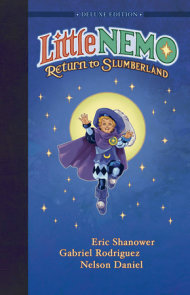 Little Nemo: Return to Slumberland Deluxe Edition
