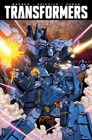Transformers Volume 8 by John Barber