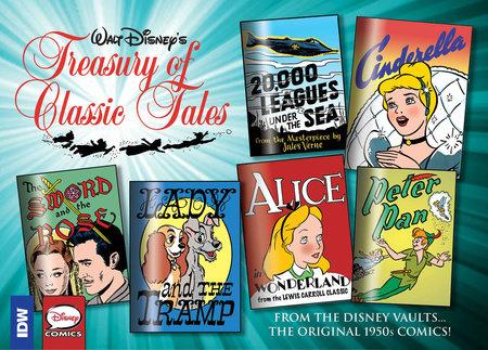 Walt Disney's Treasury of Classic Tales, Vol. 1 by Frank Reilly
