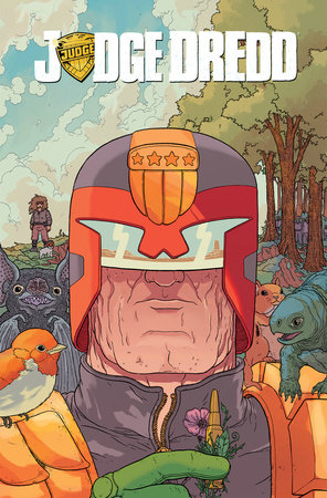Judge Dredd: Mega-City Zero Volume 2 by Ulises Farinas