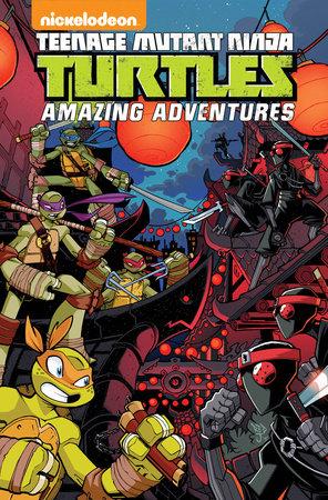 Teenage Mutant Ninja Turtles: Amazing Adventures Volume 3 by Matthew K. Manning