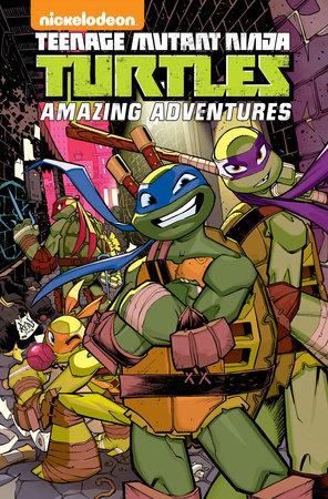 Teenage Mutant Ninja Turtles: Amazing Adventures Volume 4 by Matthew K. Manning and Caleb Goellner