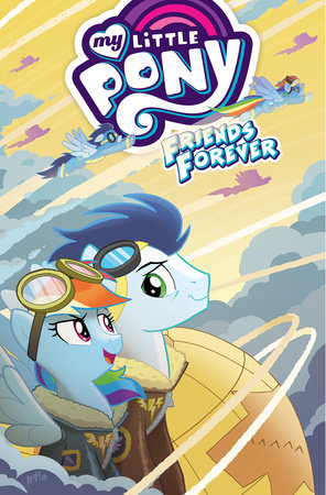 My Little Pony: Friends Forever Volume 9 by Christina Rice and Thom Zahler