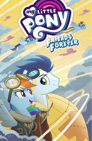 My Little Pony: Friends Forever Volume 9 by Christina Rice; Thom Zahler; Rob Anderson; Agnes Garbowska; Jay Fosgitt; Tony Fl eecs