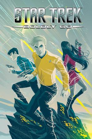 Star Trek: Boldly Go, Vol. 1 by Mike Johnson