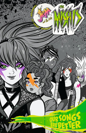 Jem and the Holograms: The Misfits by Kelly Thompson