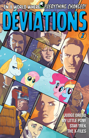 Deviations: Beta by Katie Cook; John McCrea; Donny Cates; Amy Chu; Agnes Garbowska; Josh Hood; Elena Casagrande